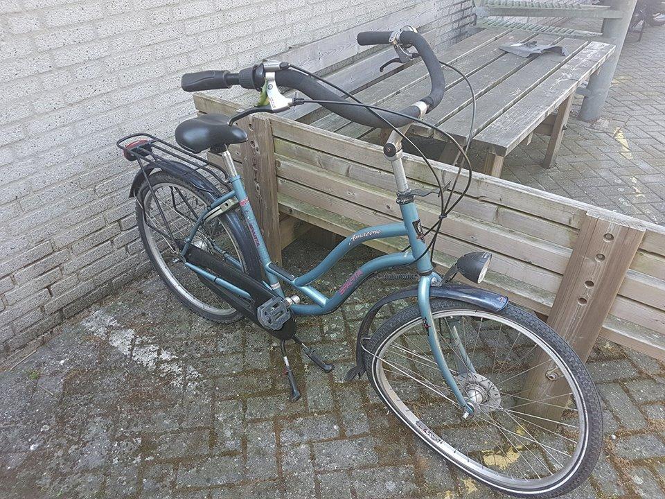 fiets gevonden politie